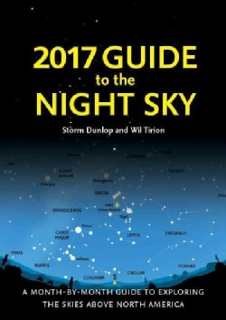 2017 Guide to the Night Sky (Paperback)
