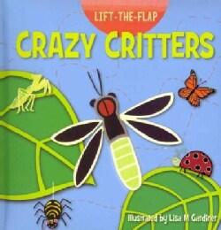 Crazy Critters (Board book)