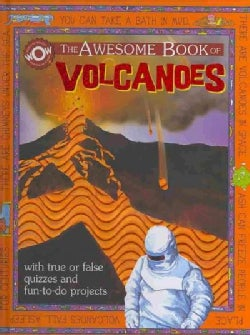 The Awesome Book of Volcanoes (Hardcover)