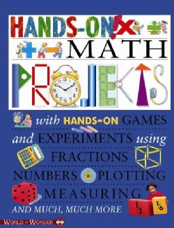 Hands On! Math Projects (Paperback)