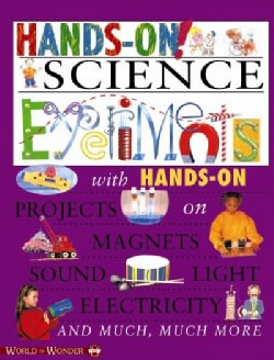 Hands-On! Science Experiments (Paperback)