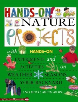 Hands-On! Nature Projects (Paperback)