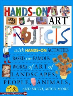 Hands-On! Art Projects (Paperback)