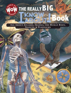The Really Big I Know About! Book (Hardcover)