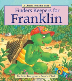Finders Keepers for Franklin (Paperback)