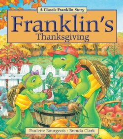 Franklin's Thanksgiving (Paperback)