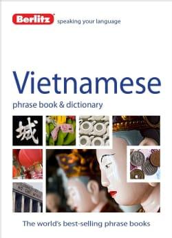 Berlitz Vietnamese Phrase Book & Dictionary (Paperback)