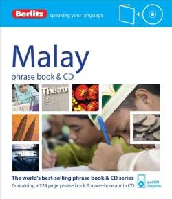 Berlitz Malay Phrase Book