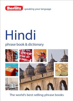 Berlitz Hindi Phrase Book & Dictionary (Paperback)