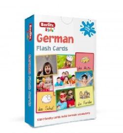 Berlitz Language German Study Cards (Cards)