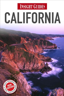 Insight Guide California (Paperback)
