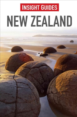 Insight Guides New Zealand (Paperback)