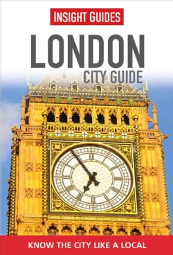 Insight Guides London: City Guide (Paperback)