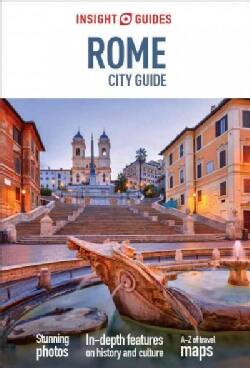 Insight Guides Rome: City Guide (Paperback)