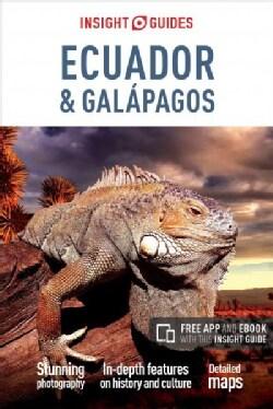 Insight Guides Ecuador & Galapagos (Paperback)