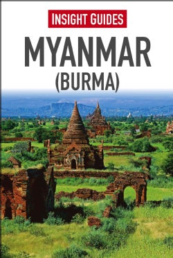 Insight Guide Myanmar (Burma) (Paperback)