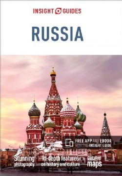 Insight Guides Russia (Paperback)