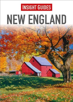 Insight Guides New England (Paperback)