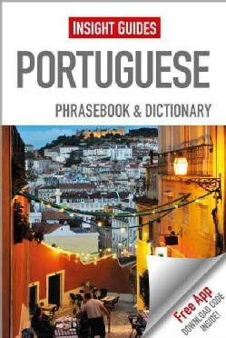 Insight Guides Portuguese Phrasebook & Dictionary (Paperback)
