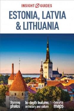 Insight Guide Estonia, Latvia & Lithuania (Paperback)