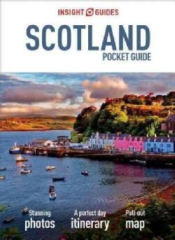 Insight Guides Scotland: Pocket Guide