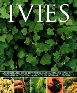 Ivies: An Illustrated Guide to Varieties, Cultivation and Care, With Step-by-Step Instructions and over 150 Inspi... (Paperback)