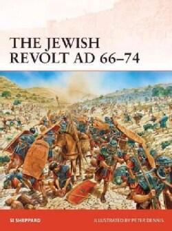 The Jewish Revolt AD 66-74 (Paperback)