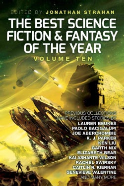 The Best Science Fiction & Fantasy of the Year (Paperback)
