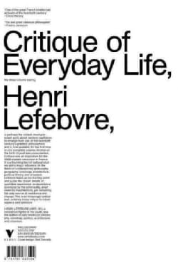Critique of Everyday Life: The One-Volume Edition (Paperback)