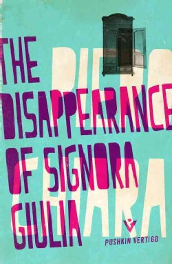 The Disappearance of Signora Giulia (Paperback)