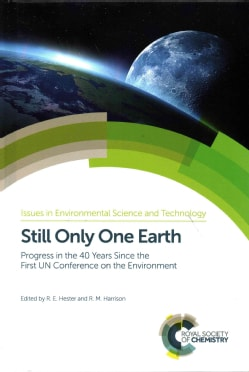 Still Only One Earth: Progress in the 40 Years Since the First UN Conference on the Environment (Hardcover)