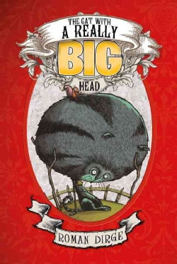 The Cat With a Really Big Head (Hardcover)
