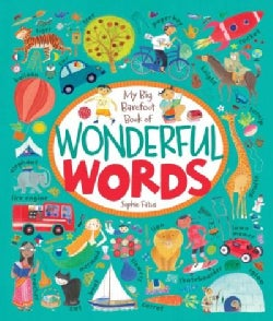 My Big Barefoot Book of Wonderful Words (Hardcover)