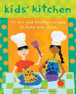 Kid's Kitchen: 40 Fun and Healthy Recipes to Make and Share (Cards)