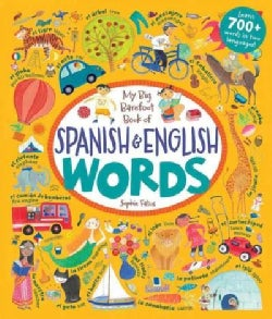 My Big Barefoot Book of Spanish & English Words (Hardcover)