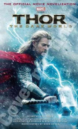 Thor: The Dark World: the Official Movie Novelization (Paperback)