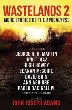 Wastelands: More Stories of the Apocalypse (Paperback)