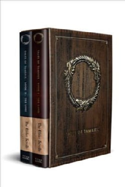 The Elder Scrolls Online Set: The Land & the Lore (Hardcover)