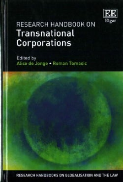 Research Handbook on Transnational Corporations (Hardcover)