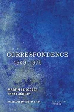 Correspondence 1949-1975 (Paperback)