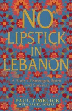 No Lipstick in Lebanon (Hardcover)
