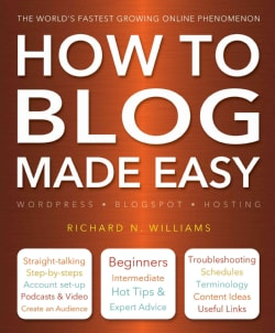 How to Blog Made Easy (Paperback)