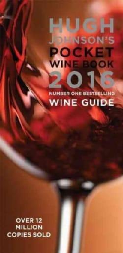 Hugh Johnson's Pocket Wine Book 2016 (Hardcover)