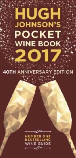 Hugh Johnson's Pocket Wine 2017 (Hardcover)