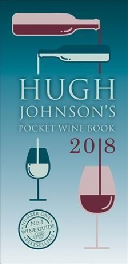 Hugh Johnson's Pocket Wine 2018 (Hardcover)