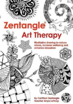 Zentangle Art Therapy (Paperback)