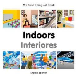 Indoors / Interiores: English-Spanish (Board book)