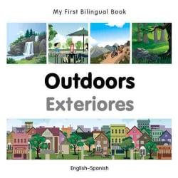 Outdoors / Exteriores (Board book)
