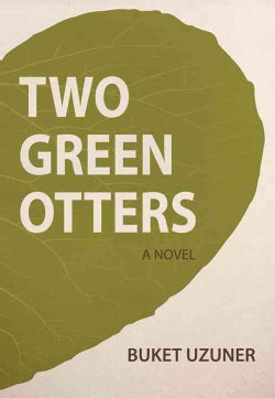 Two Green Otters (Paperback)