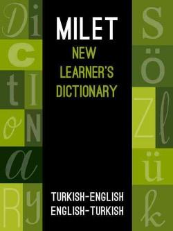 Milet New Learner's Dictionary: Turkish-English & English-Turkish (Paperback)